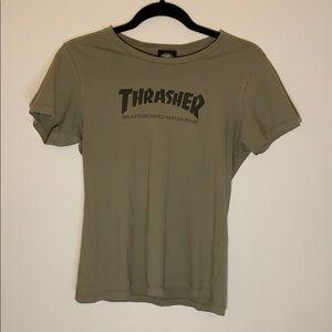 Thrasher Short Sleeve T-Shirt